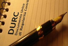 Durc: nuova procedura rilascio on-line
