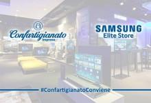 CONVENZIONE – Confartigianato e Samsung Italia per acquisto di prodotti su e-commerce Samsung Elite Store