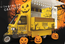 "STREET FOOD TIME – Halloween Edition ""La Felicità in un Cartoccio"", 29/30/31 Ottobre 2016"