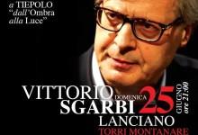 """Vittorio Sgarbi il 25 giugno a Lanciano: """"Dall'ombra alla luce – Da Caravaggio a Tiepolo"""""""
