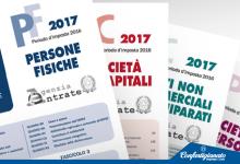 PROROGATO AL 31 OTTOBRE 2017 IL TERMINE ULTIMO PER LA PRESENTAZIONE DEI MODELLI REDDITI/2017, IRAP/2017 E 770/2017