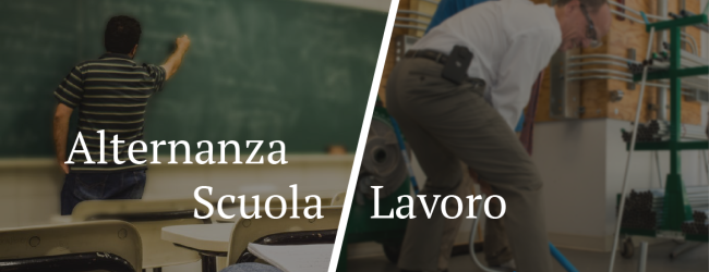 Bando per la concessione di contributi finalizzati a progetti di alternanza scuola-lavoro
