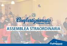 CONVOCAZIONE ASSEMBLEA STRAORDINARIA CONFARTIGIANATO IMPRESE CHIETI