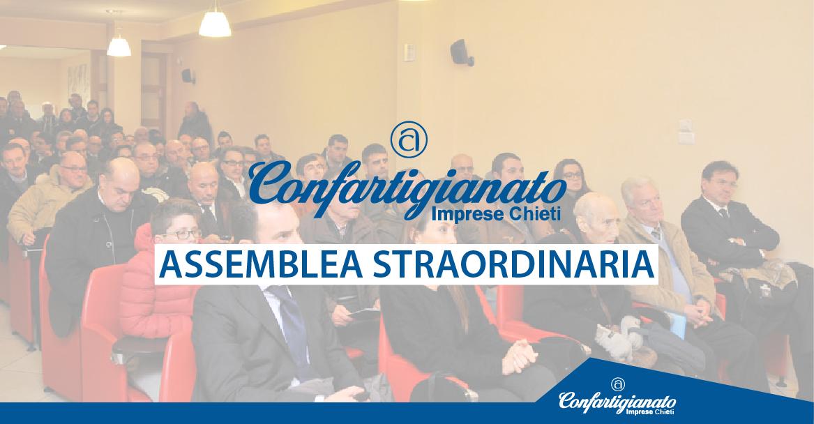 convocazione assemblea straordinaria