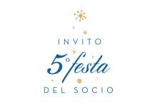 """5° Festa del Socio – Domenica 17 dicembre, ore 12.30 c/o Ristorante """"L'Altro Pianeta"""""""