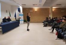 Alternanza scuola-lavoro, l'ex tennista Mara Santangelo incontra gli studenti a Chieti