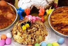 Pasqua, in tavola vince la tradizione regionale: 150 specialità tipiche prodotte da 90mila artigiani