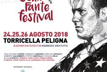 """John Fante Festival """"Il dio di mio padre"""" 2018"""