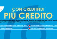 Convenzione Creditfidi-Fira, credito agevolato per le Pmi abruzzesi