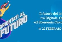 """""""Il Futuro del lavoro tra Digitale, Green ed Economia Circolare"""", il 22 febbraio tavola rotonda a Chieti"""