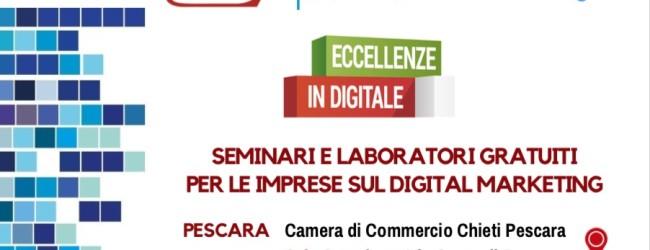 Eccellenze in digitale, nuovi seminari e laboratori gratuiti