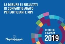 Legge di Bilancio 2019, misure e risultati per artigiani e Mpi