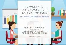 A Francavilla incontro informativo-formativo su welfare aziendale e opportunità per Pmi