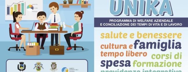 """Welfare aziendale, arriva il programma """"Unika"""": il 6 maggio convegno a Chieti"""