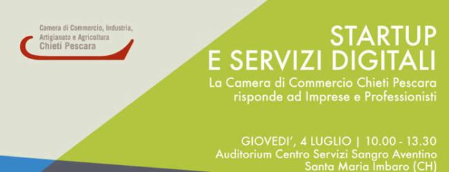 Startup e servizi digitali, collaborazione tra Confartigianato e Camera di Commercio